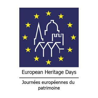 Logotipo de las Jornadas Europeas del patrimonio