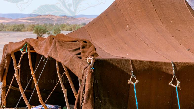 Tearen zeremonia kultura arabiar/bereberean Orduñan